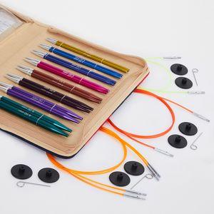 KnitPro wechselbare Nadelspitzen Set Zing : Deluxe Set KnitPro Sets: Deluxe Set
