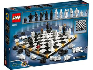 LEGO Harry Potter Hogwarts Zauberschach, Bausatz, Junge/Mädchen, 10 Jahr(e), Kunststoff, 876 Stück(e), 870 g