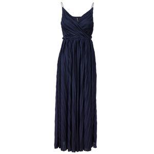ONLY Damen Kleid onlELEMA, Farbe:blau, Größe:M