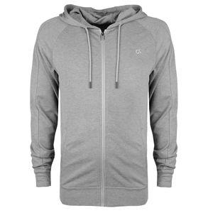 """Calvin Klein Sweatshirt """"FZ Hoody"""" -  8719113773670 / FZ Hoody - Grau-  Größe: L(EU)"""