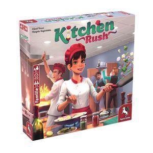 Pegasus Spiele 51223G, Kitchen Rush