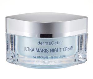 Ultra Maris Night Cream - Feuchtigkeits - Nachtcreme für die feuchtigkeitsarme, junge Haut 50ml