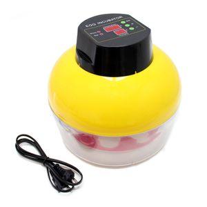 Automatische Brutmaschine 8 Eier Inkubator Brutapparat Eierbrüter Flächenbrüter