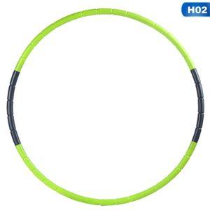 Reifen Fitness Gewichtsreduktion Reifen 70cm 8 Knoten Für Studierende Kinder