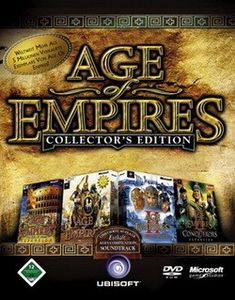 Age of Empires - Collectors Edition  (DVD-ROM)