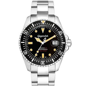 Gigandet Automatik Armbanduhren Herren Edelstahl G2-007
