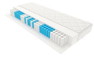 7 Zonen Taschenfederkernmatratze InterMED Pocket 90x200 cm H3
