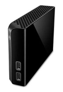 Seagate Backup Plus Hub Externe Festplatte 8000 GB Schwarz