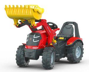 rolly toys X-Trac Premium Trettraktor mit Schaltung - Maße: 1540x570x910 mm; 651016