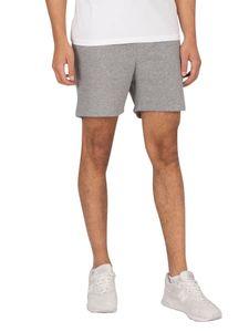 Jack & Jones Herren Brink Sweat Shorts, Grau M