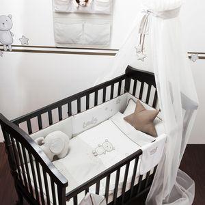 Belily-World Baby Bettset Teddy Teds (Bettwäsche Set)