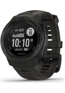 Garmin 010-02064-00 Instinct Outdoor-Smartwatch Schiefergrau - Schwarz