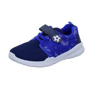 Sneakers Jungen-Slipper-Kletter-Sneaker Blau , Farbe:blau, EU Größe:26