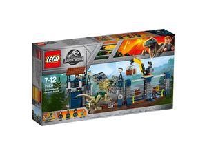LEGO® Jurassic World™ Angriff des Dilophosaurus, 75931