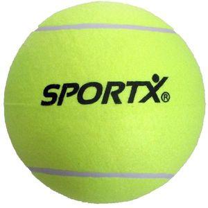SportX Jumbo Tennisball Xl Glb, Gasgefüllter Tennisball, XL, Gelb, 1 Stück(e), CHN, 22 cm