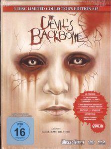 The Devil's Backbone [LE] Mediabook Cover B