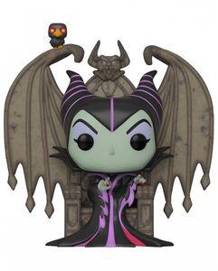 Maleficent auf Thron Disney Villains Deluxe Funko Pop