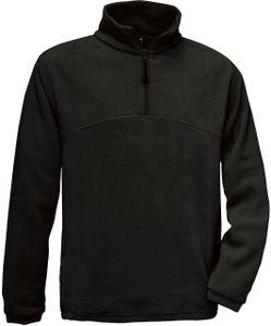 BCFU704 Fleece Highlander+ / Unisex Fleecepullover , Farbe:Black, Größen:XXL