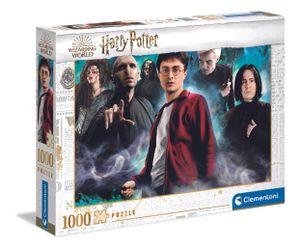 Clementoni 39586 Harry Potter 1000 Teile Puzzle