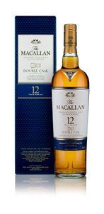 Macallan 12 Jahre Double Cask Highland Single Malt Scotch Whisky in Geschenkpackung | 40 % vol 0,7 l