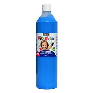 Piccolino Fingerfarbe Blau, 750 ml Flasche