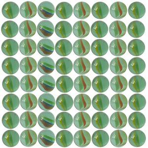 255 Stück Murmeln aus Glas Perlmutoptik Glasmurmeln im Netz Knicker Glaskugeln Klicker große und kleine Glas-Murmeln zum Spielen und Sammeln Mitgebsel Kindergeburtstag