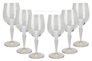 Aperol Glas Gläser-Set neu - 6x Weingläser