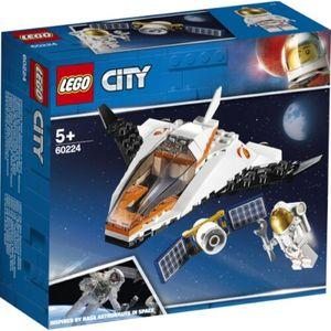 LEGO® City Satelliten-Wartungsmission, 60224