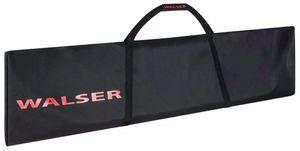 Snowboardtasche schwarz für Snowboards bis 170 cm, wasserdichtes PES Gewebe PVC beschichtet, Snowboardsack