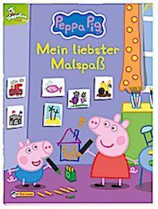 Peppa: Mein liebster Malspaß (Peppa Pig)