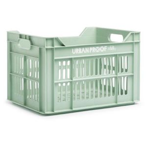 Urban Proof Recycled Rear Basket 30l Frosty Green One Size