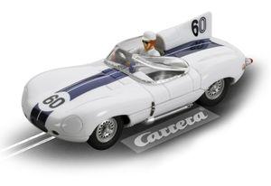 Carrera Evolution - 25786 Jaguar D-Type Bridgehampton 1957 Nr. 60
