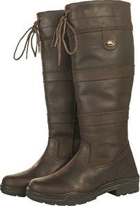 HKM Fashion Stiefel -Belmond Winter-, Farbe:2100 dunkelbraun, Größe:37