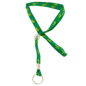 PUMA Mini Lanyard Schlüsselband Schlüsselanhänger Grün