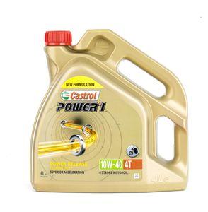 4 Liter CASTROL 10W-40 Power 1 4T API SJ JASO MA-2