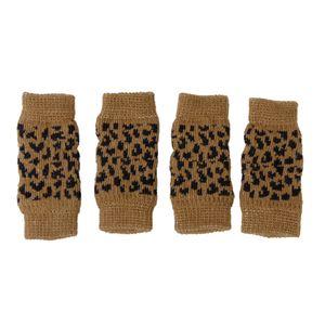Hundesocken Anti-Rutsch Socken Pfotenschutz Hundeschuhe Rutschsocken S-XL