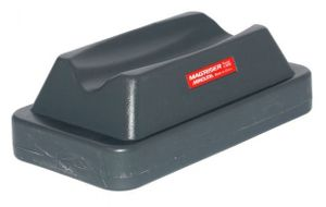 Minoura MAG-Riser 3 vorderradstütze grau