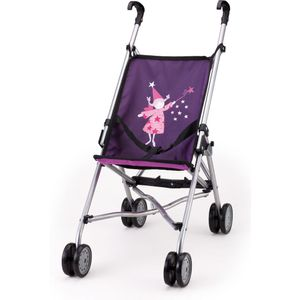 Bayer Design Puppen-Buggy           lila | 30112AA