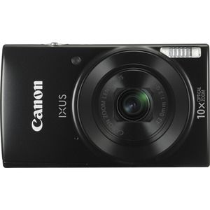 Canon IXUS 190 Kompaktkamera, Farbe:Schwarz