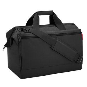 Reisenthel Allrounder L Pocket Reisetasche Sporttasche Doktortasche Weekender MK, Farbe:Black