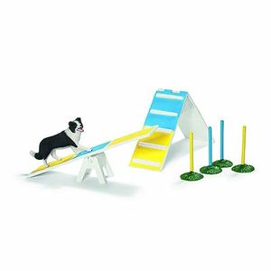 Schleich Scenery Pack Hunde Agility