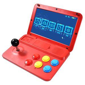 Powkiddy A13 Open Source Videospielkonsole 10-Zoll-Bildschirm abnehmbares Joystick Arcade Retro-Gamepad mit 32G TF-Karte und 2500 klassischen Spielen