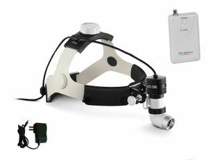 Topchances 5W LED Chirurgisch medizinische Kopflampe einstellbare Stirnlampe Headlight Headlamp 80000 lux