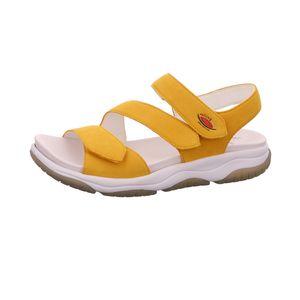 Gabor Shoes     gelb kombi, Größe:9, Farbe:gelb kombi mango 22