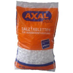 AXAL PRO 25kg Salztabletten Regeneriersalz Wasserenthärtung Wasserenthärter