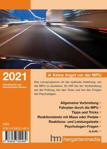 Keine Angst vor der MPU 2021