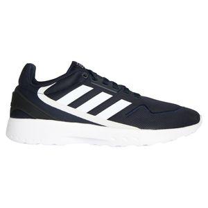 adidas Performance Nebzed Sneaker Herren Dunkelblau/Weiß/Grau (EG3694) Größe: 43 1/3