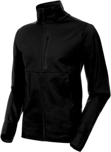 Mammut Ultimate V SO Jacket Herren black-black Größe XL