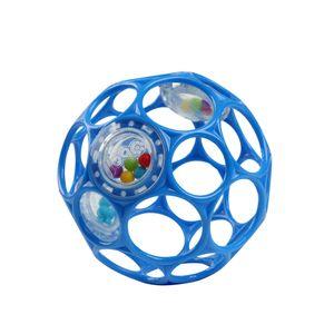 Oball Rattle 10 cm - Blau NEU - Ball Greifling Rassel Baby Kleinkind Spielzeug
