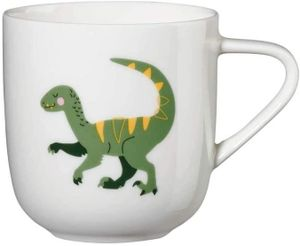 ASA - Henkelbecher, Kinder Velociraptor Vincent kids (Tasse Dinosaurier)